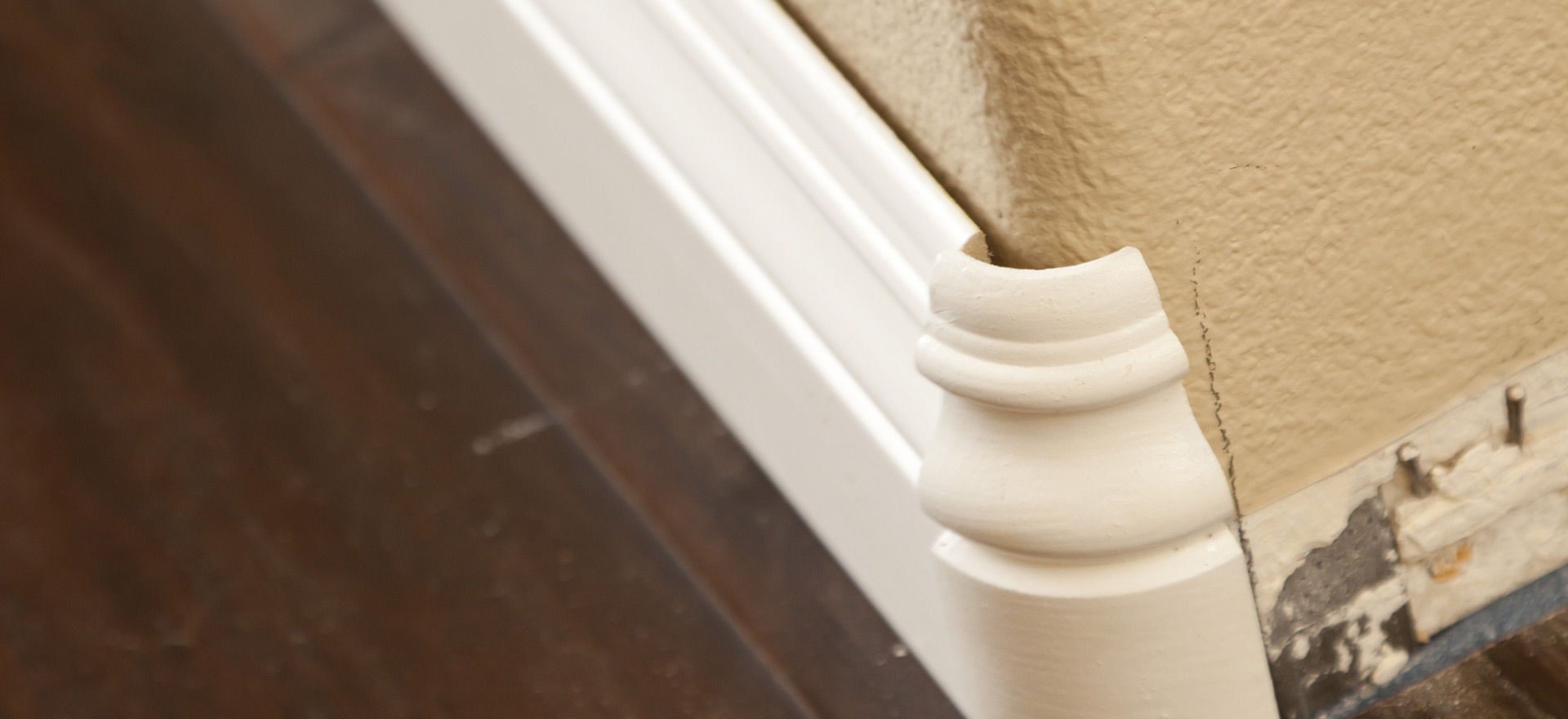 Selecting new moulding