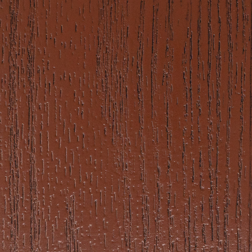 woodgrain red mahogany