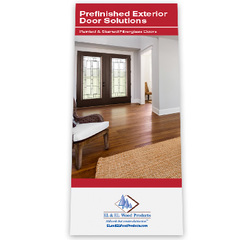 Prefinished Exterior Door Solutions