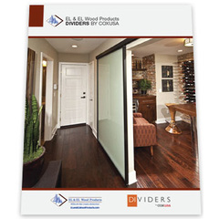 Dividers by COXUSA Brochure
