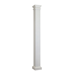 Plain Square Column